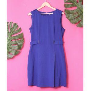 Calvin Klien Blue Dress 14